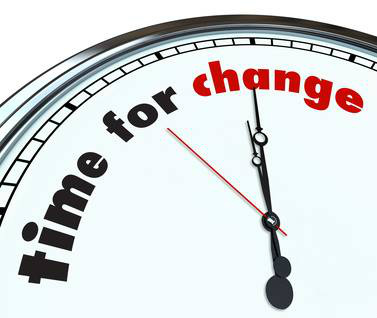 InDialogue Time for Change