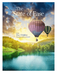 The State of Ease by Doc Childre
